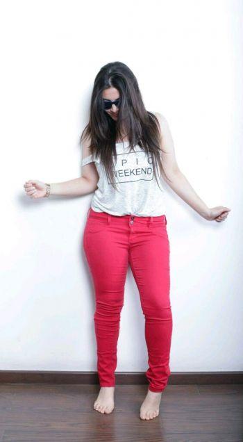 Pantalón de colores