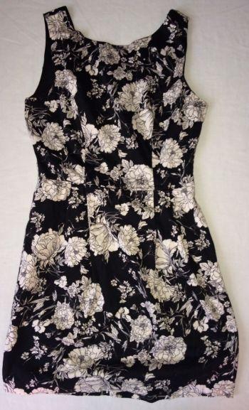 Vestido floral valop