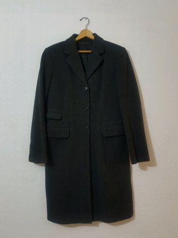 Abrigo gris Oxford