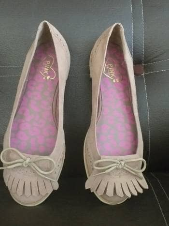Flats Pink by price shoes