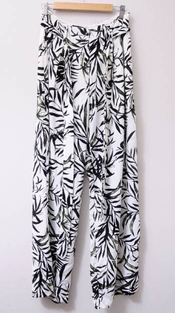 Pantalon hojasss