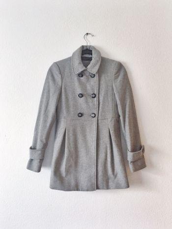 Abrigo Gris - Grey Coat