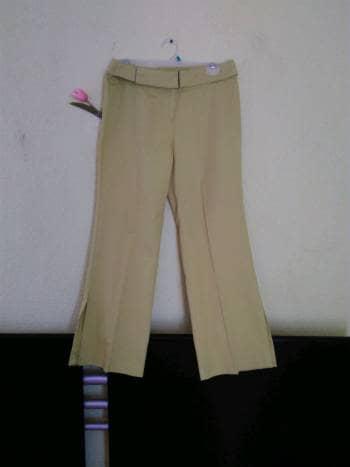 2x1 Pantalón fresco verde limon