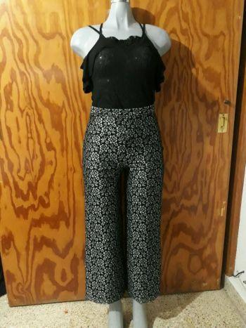 Pantalón de encaje 3x2