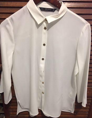 Camisa de cuella