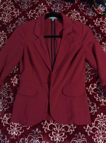 Blazer tinto charolotte russe