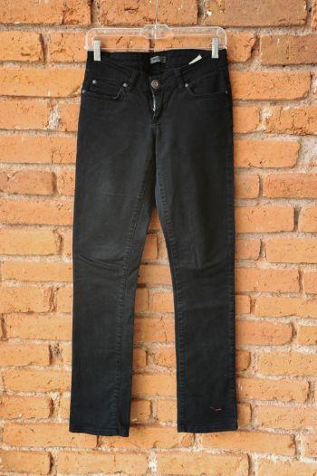 Jeans Negros Rectos
