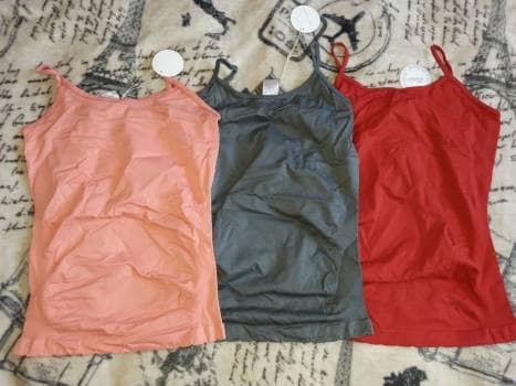 Pack de blusas básicas