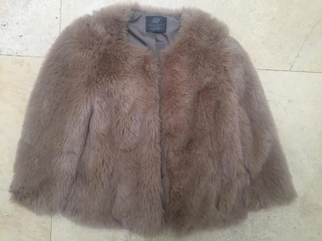 Abrigo Zara Mujer
