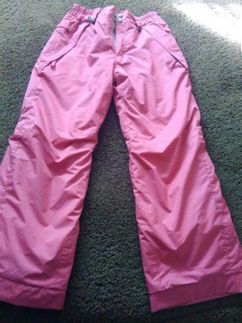 686 Youth Evolution pantalon de nieve juvenil rosa