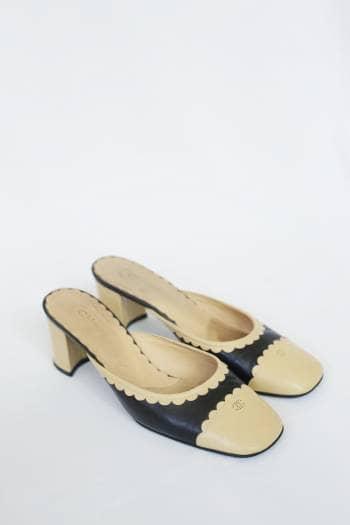 711efc553 Zapatos Chanel Vintage - GoTrendier - 1259294