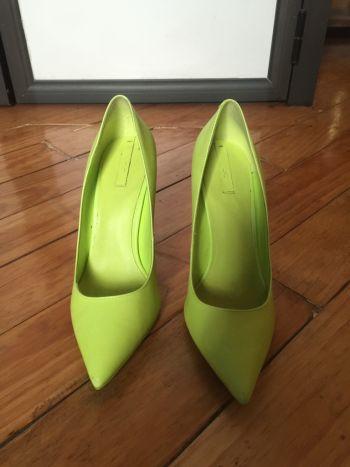 Neon High heels