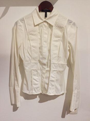 Camisa blanca BCBG