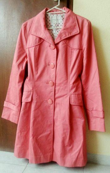 Gabardina rosa pink