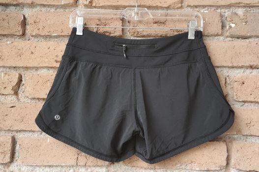 Shorts ejercicio negros