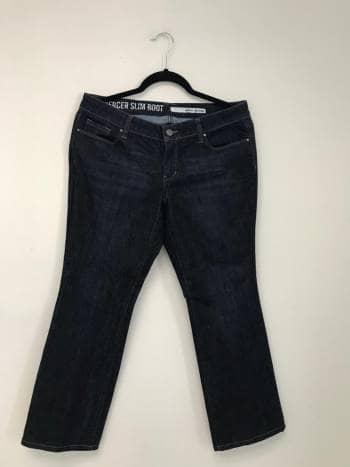 Jeans rectos DKNY