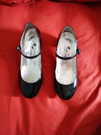 Zapato bajo