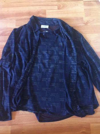 2x1 hermoso conjunto de blusa con camiseta