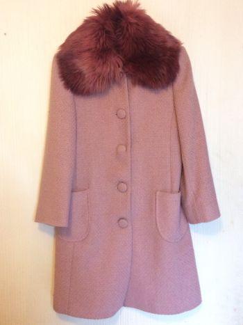 Abrigo rosa topshop del PH