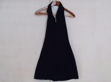 Vestido negro 2X1