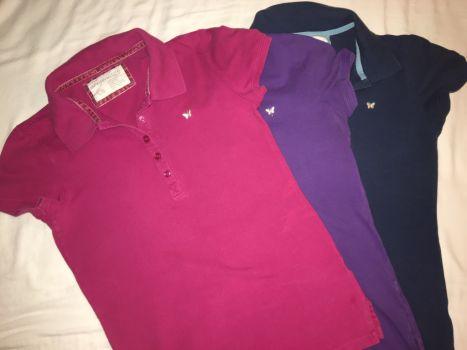 3 x $300  Blusas Polo Aéropostale <3