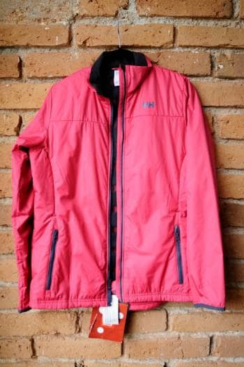 Chamarra rosa sport/esquiar