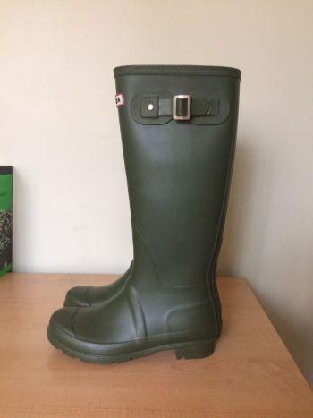 Botas para lluvia nuevas!!