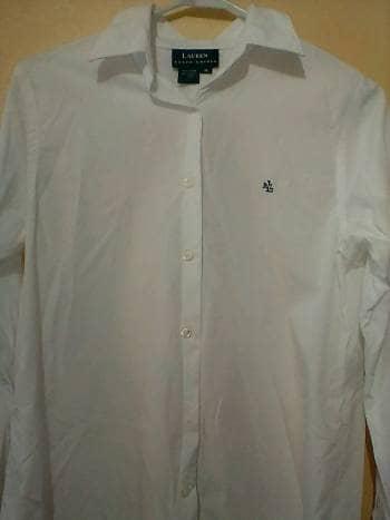 Camisa Blanca RL