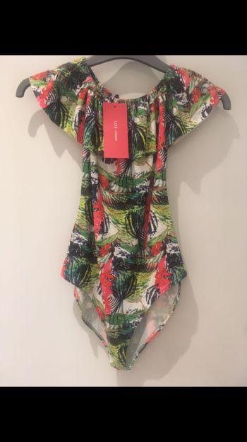 Bodysuit tropical