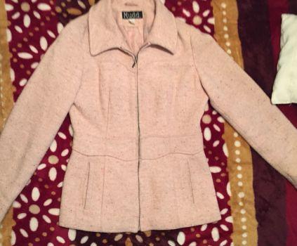 Abrigo de lana Mudd