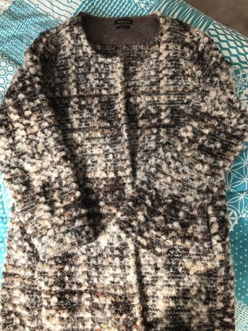 Abrigo corto Massimo Dutti