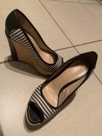 Zapatos tipo alpargata nuevos