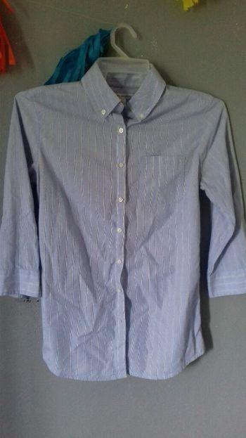 Camisa de lineas formal