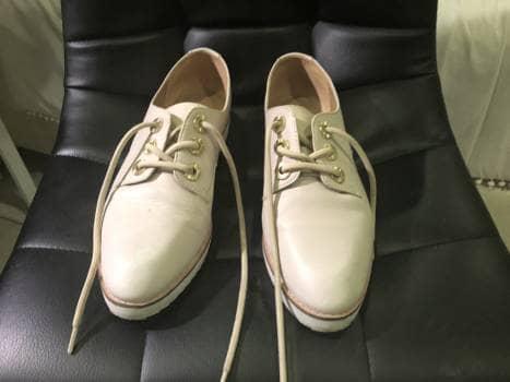Zapatos Marca Aldo de piel en perfecto estado