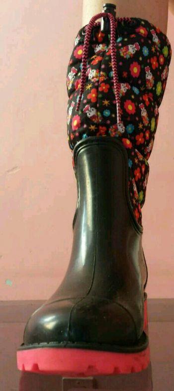 Botas para la lluvia Andrea (Hello kitty)