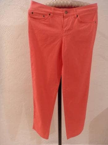 Pantalon coral recto
