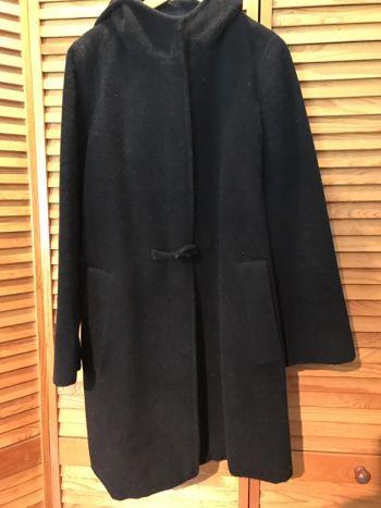 Abrigo de lana :)