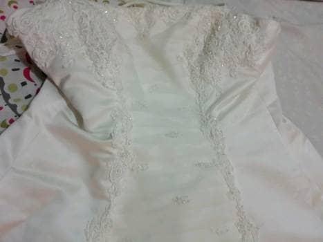 Vestido de novia ?