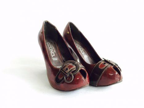 Zapatos Hebilla