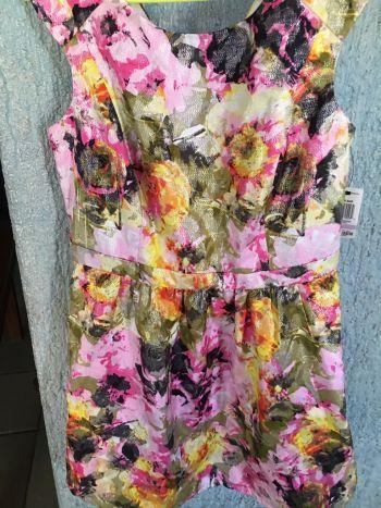 Vestido floral ?