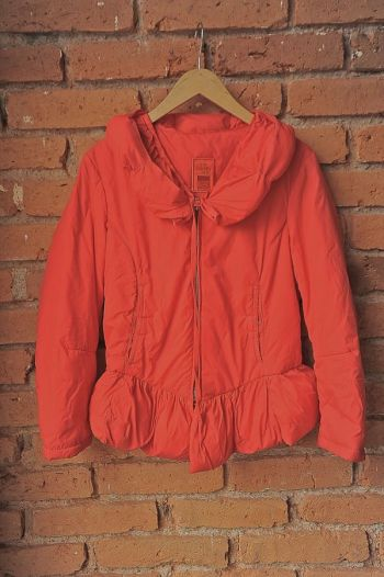 Puffer Jacket Roja