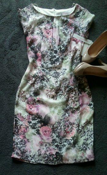 Vestido Floral Atelier