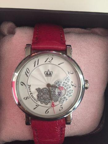 Reloj rosa juicy couture