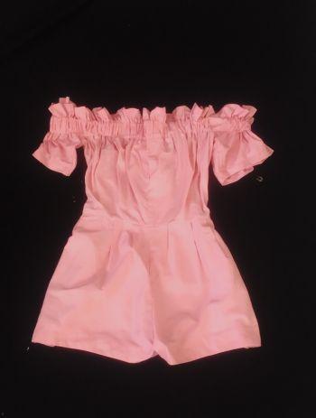Jumpsuit rosa hermoso