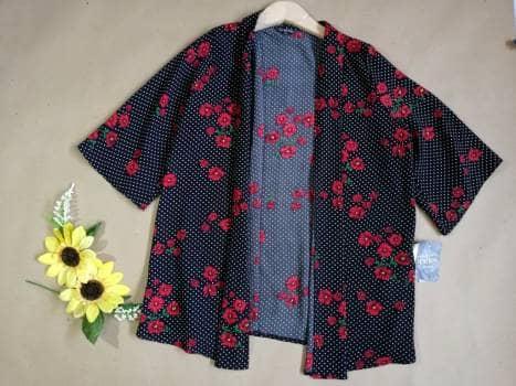 Kimono lunares