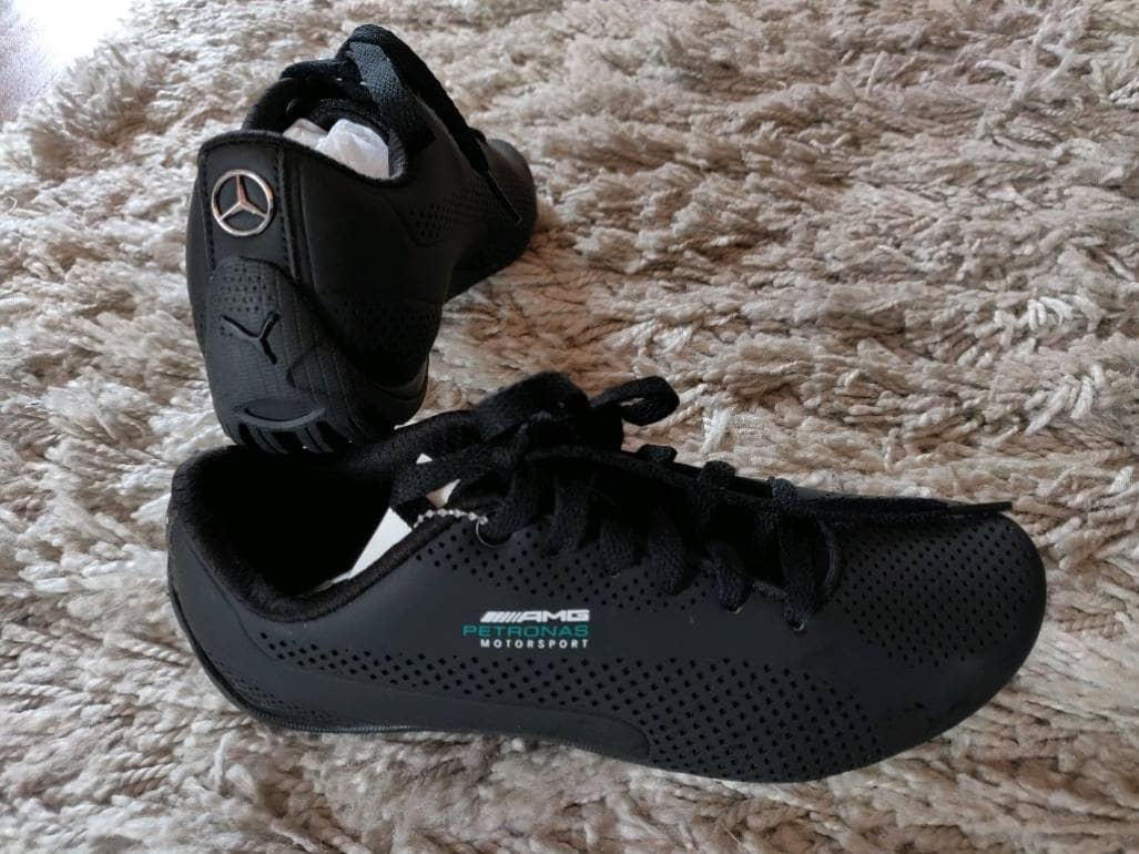 descuento mejor valorado nuevo estilo de vida Últimas tendencias Tenis Mercedes Benz