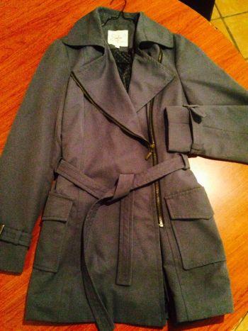 Abrigo/Trench coat