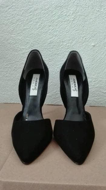 5d6414d3 Zapatillas ANDREA - GoTrendier - 811777