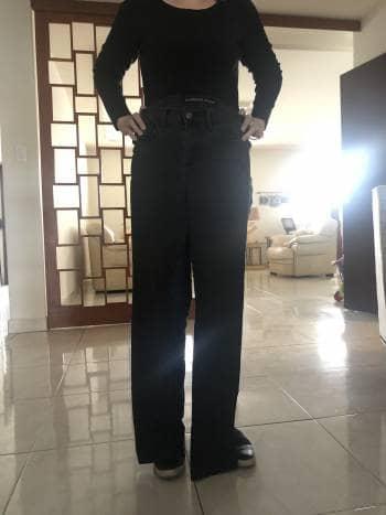 Pantalon Express negro