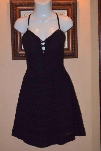 Vestido guess negro